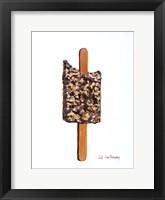 Framed Chocolate Eclair Ice Cream Bar