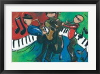 Framed Jazz Ensemble