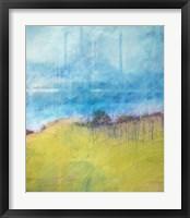 Framed Interwoven Landscape