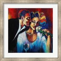 Framed Scent of Love