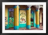Framed Mercado