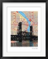 Framed Steel Bridge Portland