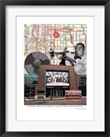 Framed Jazz Museum Kansas City