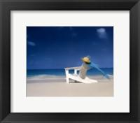 Framed Bahama Breeze II