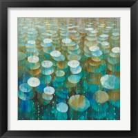 Framed Rain Drops