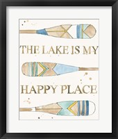 Framed Lakehouse III