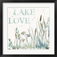 Framed Lakehouse VI