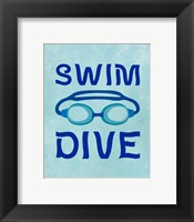 Framed Swim Dive 1