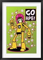 Framed Go Ape