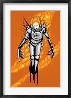 Framed Spaceman