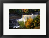 Framed Tahquamenon Falls, Michigan