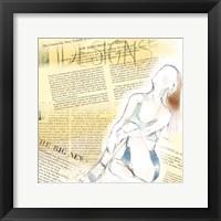 Framed Figure