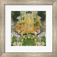 Framed Geode Abstract 2