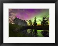 Framed Color of Night