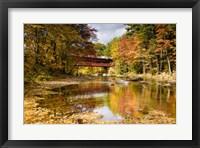 Framed Along the Swift River