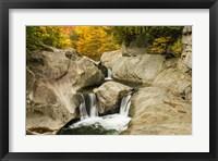 Framed Fall at the Falls
