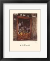 De Miccoli Framed Print
