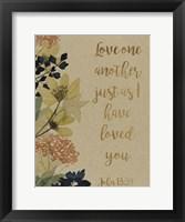 Divine Romance IV Framed Print