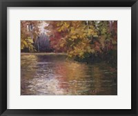 Framed Shades of Fall
