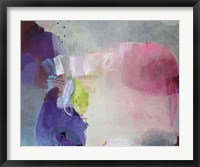 Echoes of Desire II Framed Print