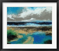 Framed Seascape I