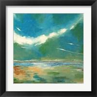 Framed Seaview I