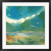 Framed Seaview I