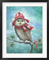 Framed HOOT this Christmas!