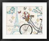 Paris Tour II Framed Print