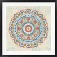 Lakai Circle VI Framed Print