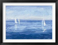 Framed Open Sail