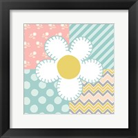 Baby Quilt II Framed Print