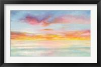 Framed Pastel Sky