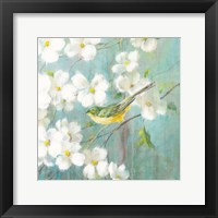 Spring Dream VI Framed Print