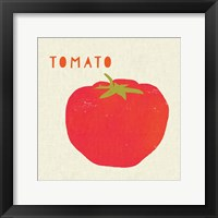 Summer Vegetable II Framed Print