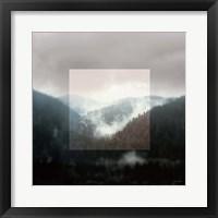 Framed Landscape I Framed Print