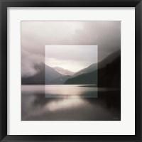Framed Landscape II Framed Print