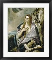 Framed Penitent Magdalen, c. 1576-1578