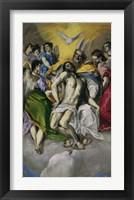 Framed Trinity, 1577-1579