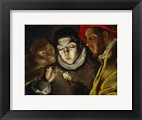 Framed Fabula, c. 1600