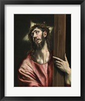 Framed Christ with the Cross c. 1587-1596