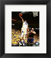 Framed Andre Iguodala Game 2 of the 2016 NBA Finals