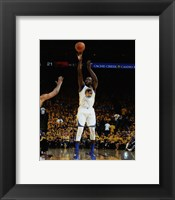 Framed Draymond Green Game 2 of the 2016 NBA Finals