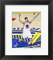 Framed Klay Thompson Game 2 of the 2016 NBA Finals
