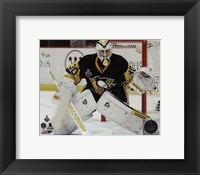 Framed Matt Murray Game 5 of the 2016 Stanley Cup Finals