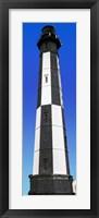 Framed Cape Henry Lighthouse, Virginia Beach