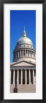 Framed West Virginia State Capitol, Charleston