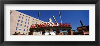 Framed Low angle view of a baseball stadium, Autozone Park, Memphis, Tennessee, USA