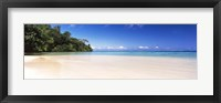 Framed Beach, Tahiti, French Polynesia