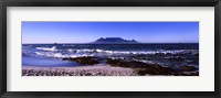 Framed Blouberg Beach, Cape Town, South Africa